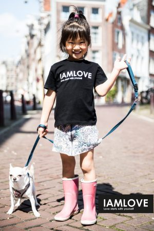 IAMLOVE kids T-shirt