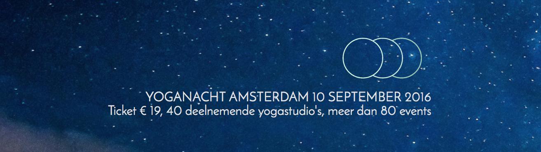 Yoganacht Amsterdam