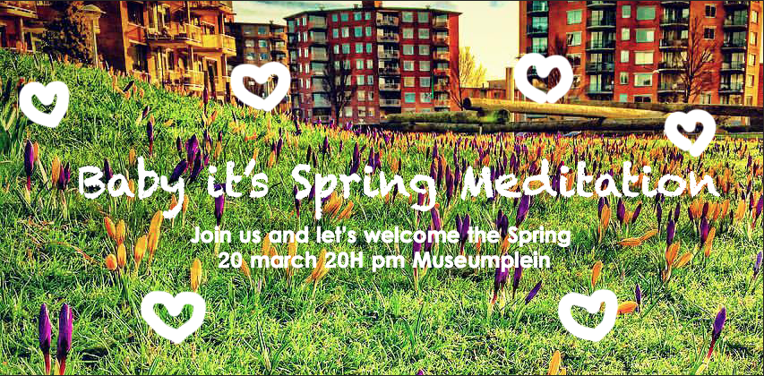 Join us at the first day of Spring!