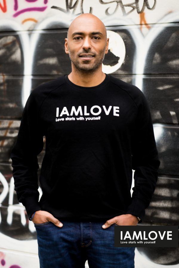 IAMLOVE sweater men